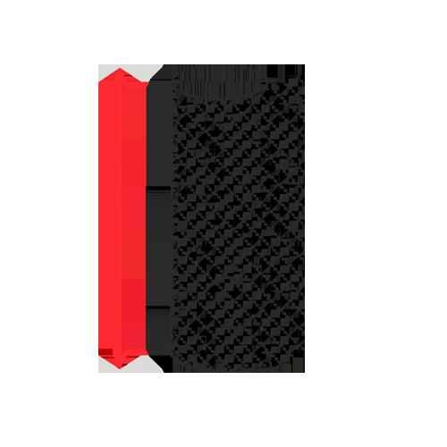 Висота рулону 0,5 - 3 м