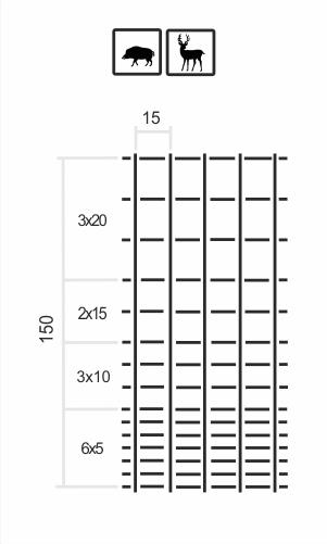 Діаметр дроту 1,6 мм - 2,5 мм
