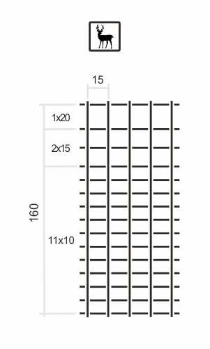 Висота 1 - 2 м