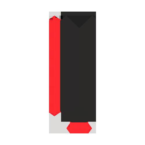 Розмір вічка 200 х 50 мм